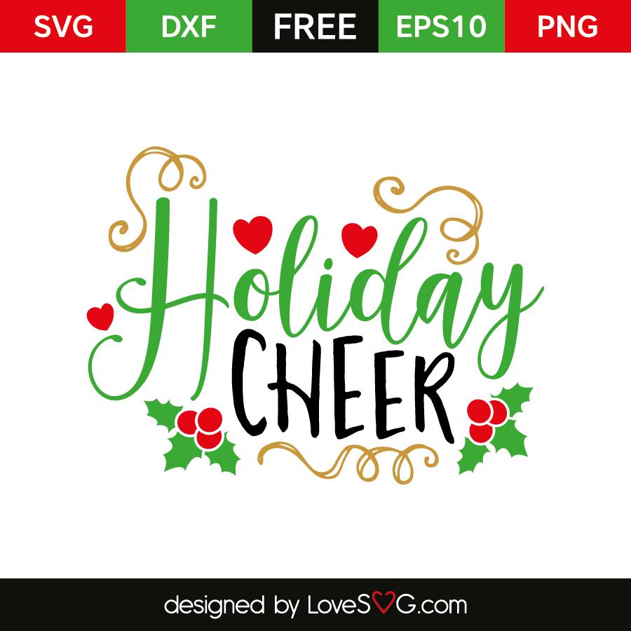 Holiday Cheer.
