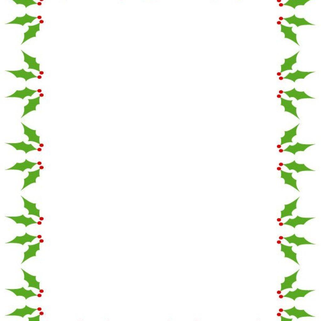 holiday borders clip art free.