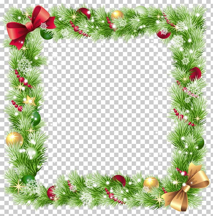 Borders And Frames Christmas Ornament PNG, Clipart, Borders.