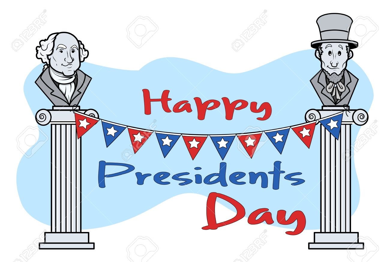 Presidents day president day clip art clipartfest.