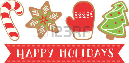 25,504 Holiday Cookies Cliparts, Stock Vector And Royalty Free.