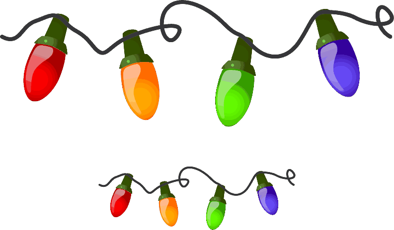 Holiday Decoration Clipart.
