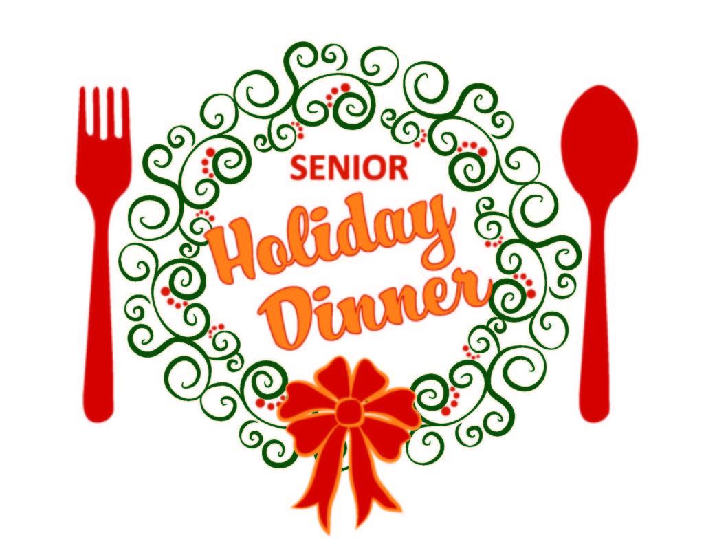 Senior Holiday Dinner.