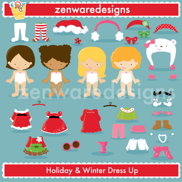 Winter Pool Party Clip Art (39+).