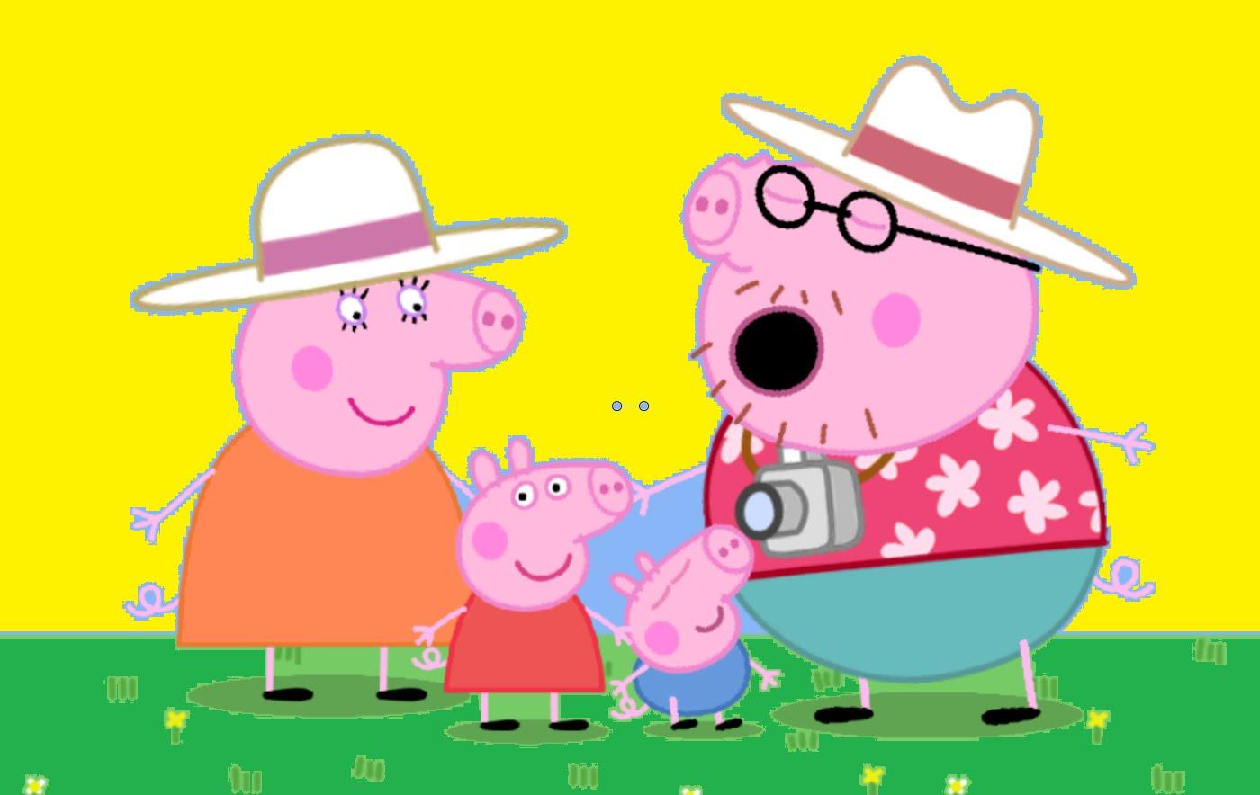 Peppa Pig Holiday.