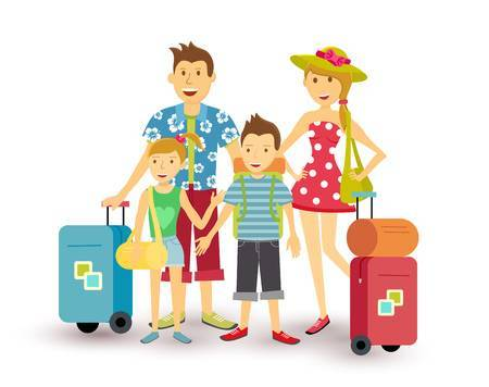 Family holiday clipart 3 » Clipart Portal.