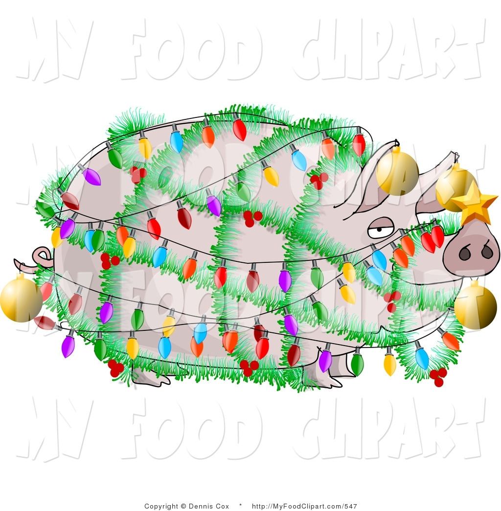 Royalty Free Holiday Stock Food Designs.