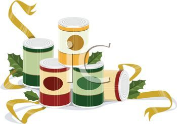Holiday food drive clipart » Clipart Portal.