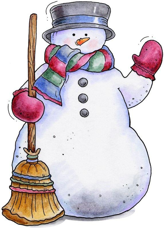 1000+ images about ღ Clipart ~ Christmas Snowmen ღ on Pinterest.