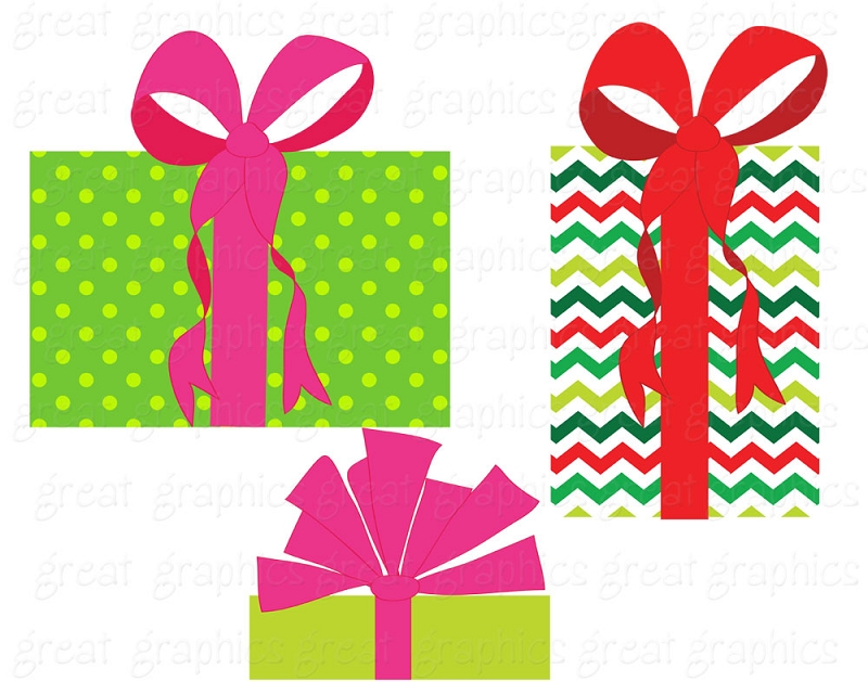 Holiday gift clipart borders free clipground