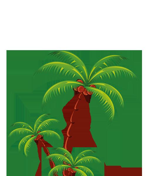 Beach Holiday Clip art.