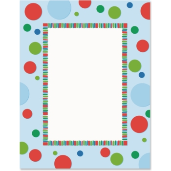 Free holiday party border clipart.