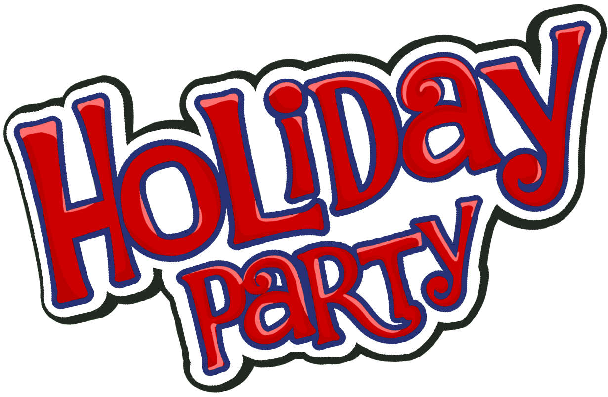 Holiday party clipart 4 » Clipart Station.