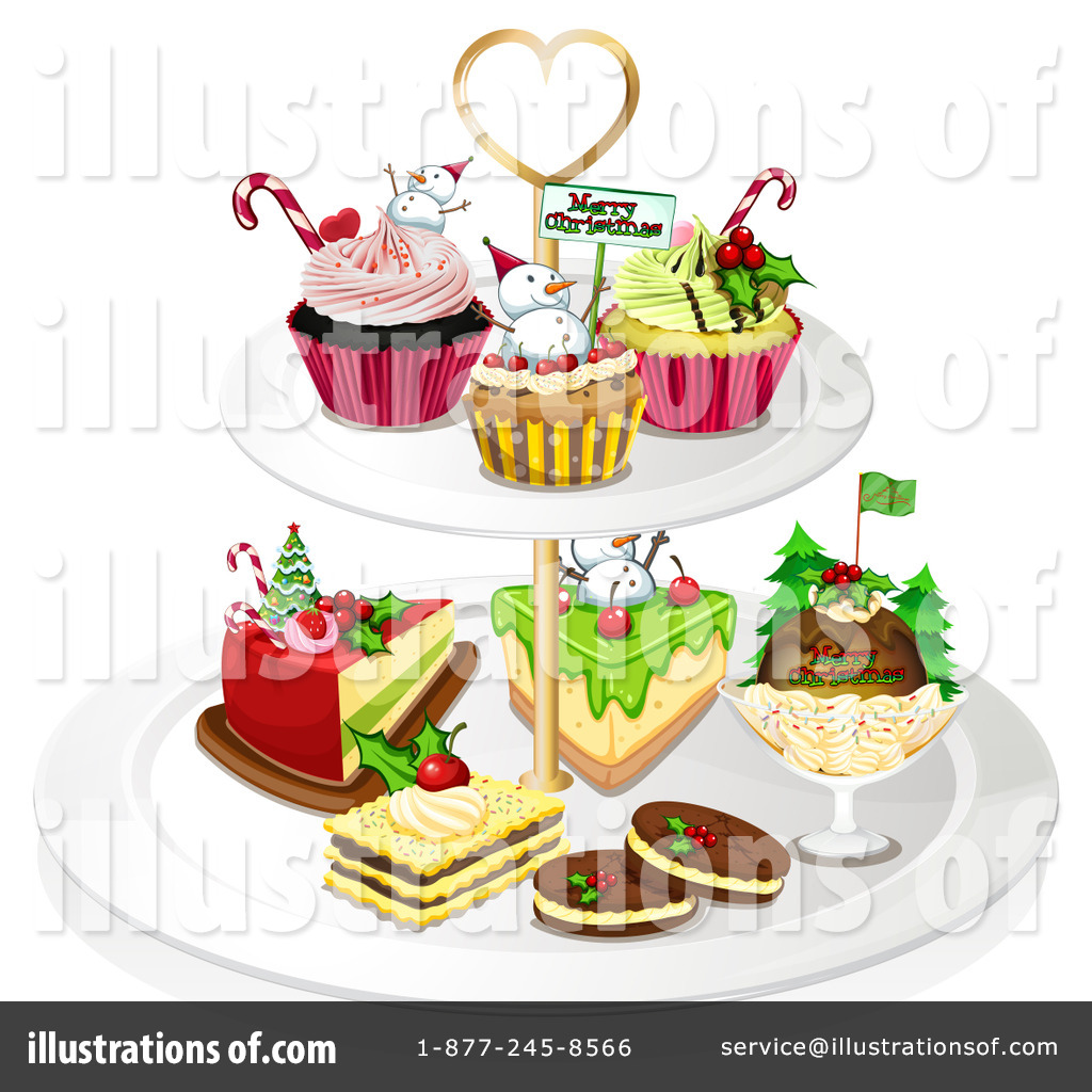 Pictures Of Desserts Clipart.