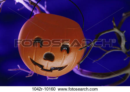 Stock Photography of Halloween, branches, still life, holiday.