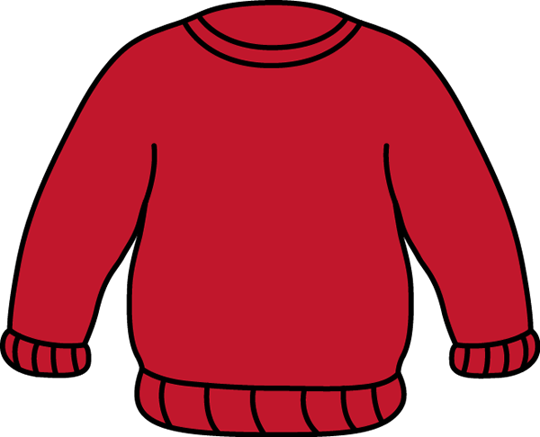 Sweaters Cliparts.