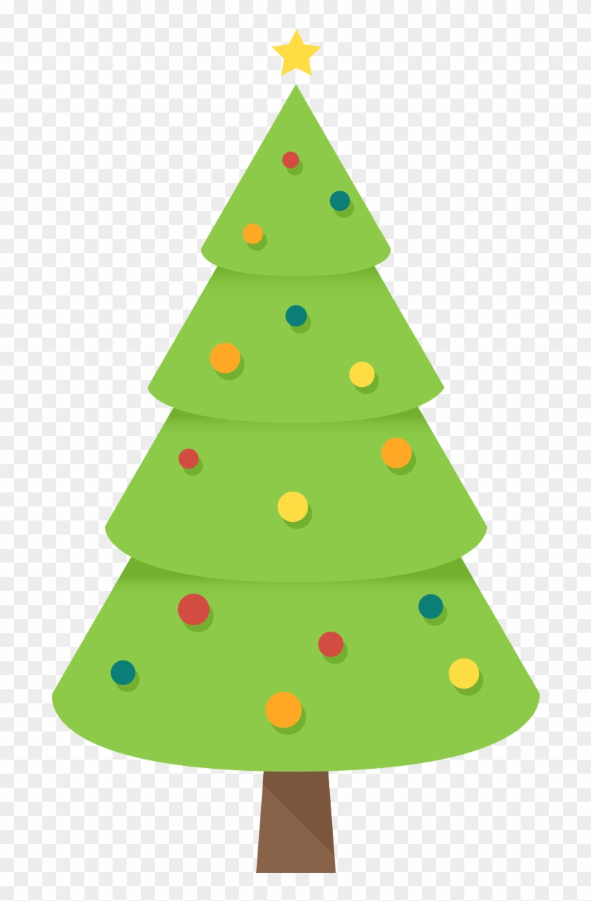 Christmas Tree Clipart Holiday.