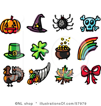 Holidays clipart free.