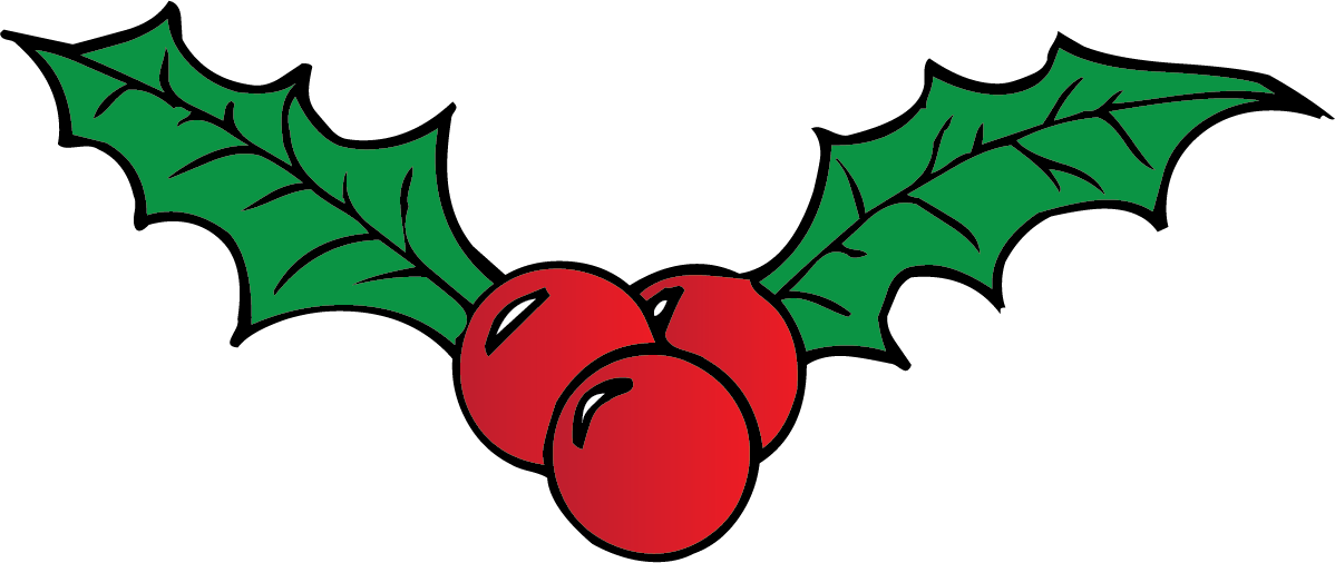Happy Holidays Clipart.