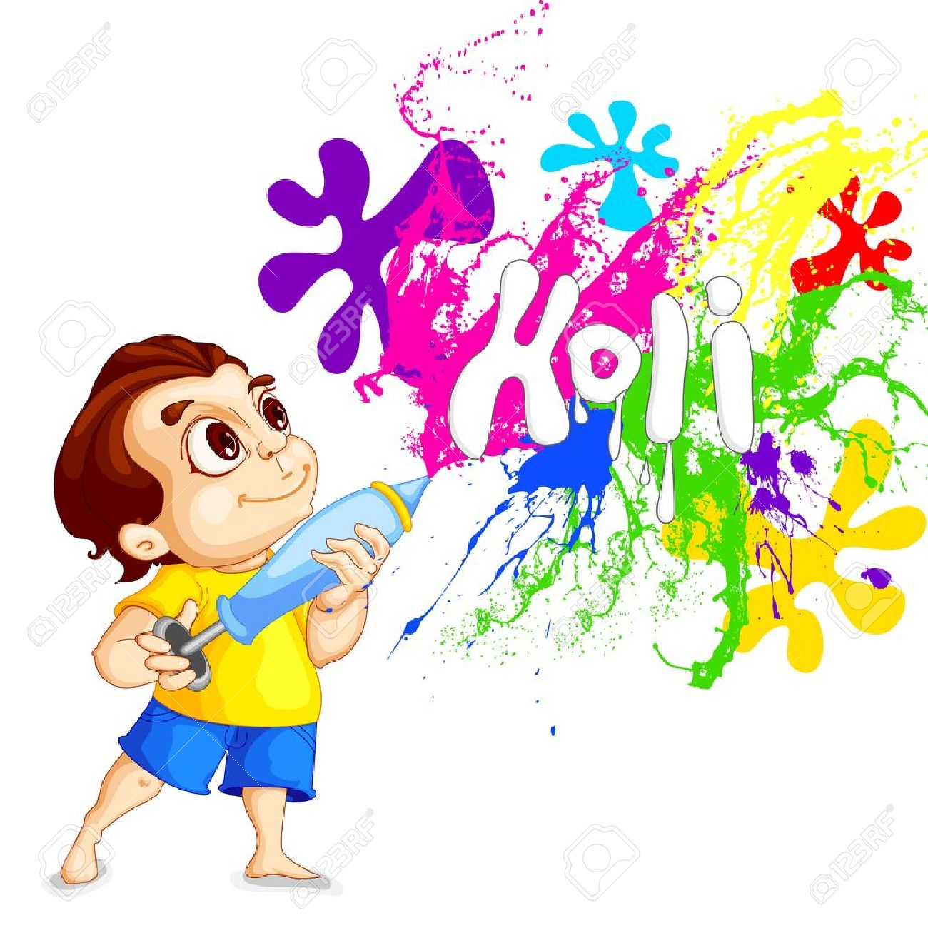 3,684 Holi Festival Stock Illustrations, Cliparts And Royalty Free.