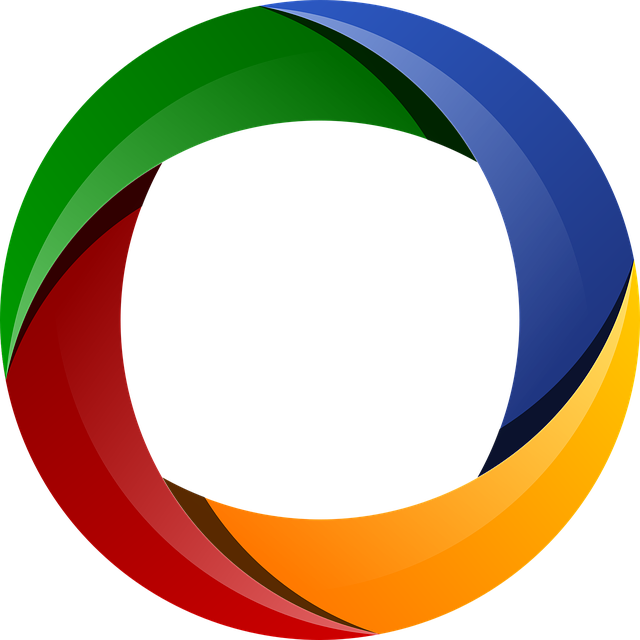 Free vector graphic: Color Circle Articles.