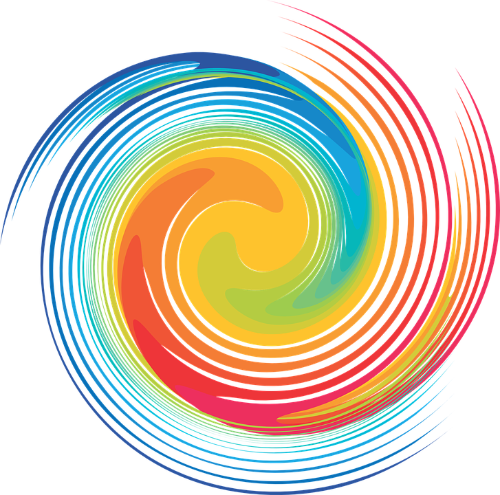 Free vector graphic: Swirl, Color, Abstract.