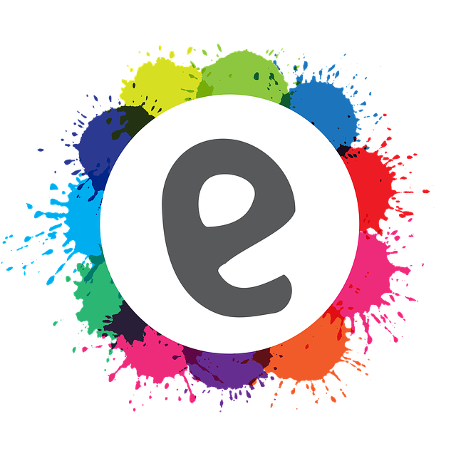 Free illustration: Colors, Stamp, Logo, E.