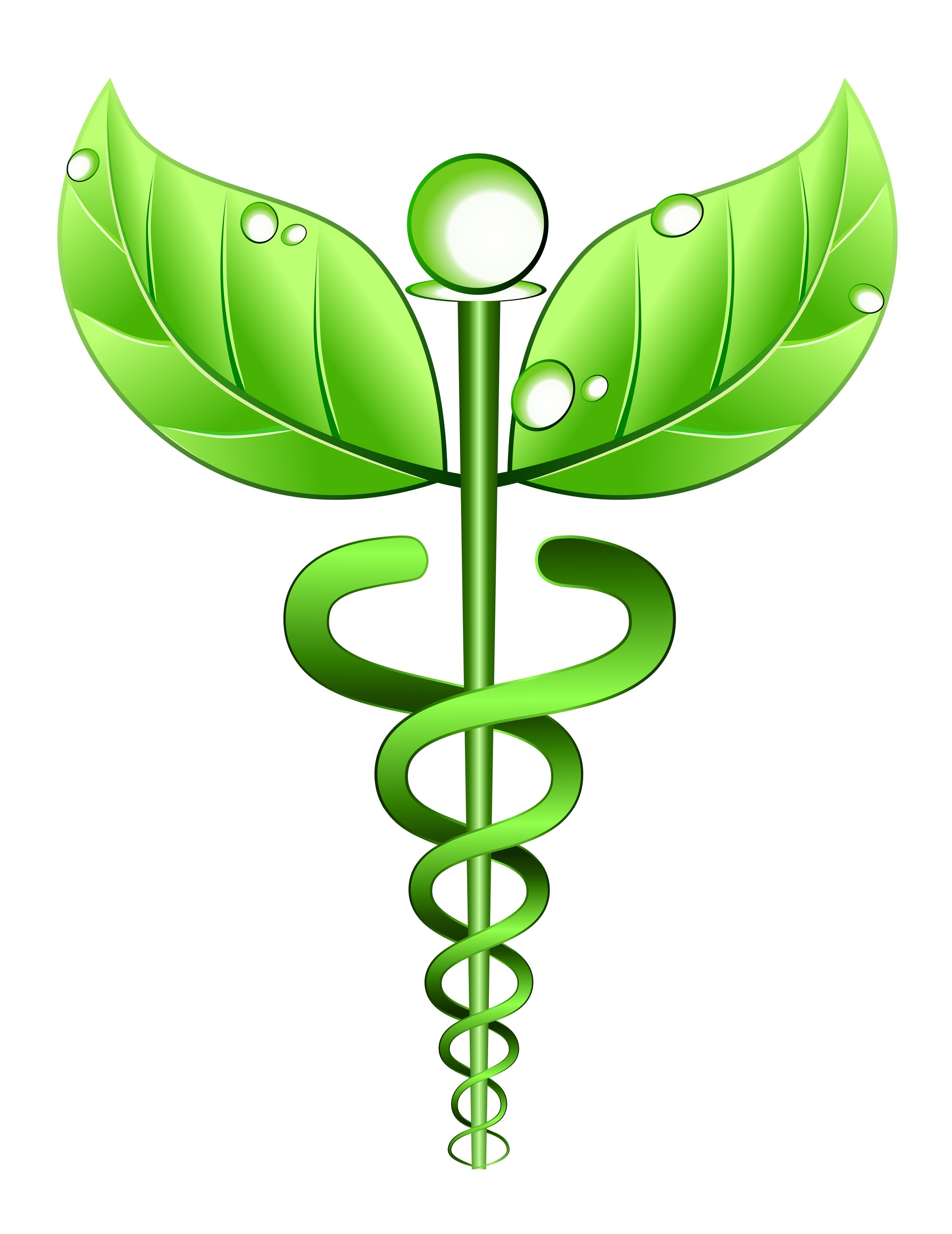 Holistic Health Clipart.