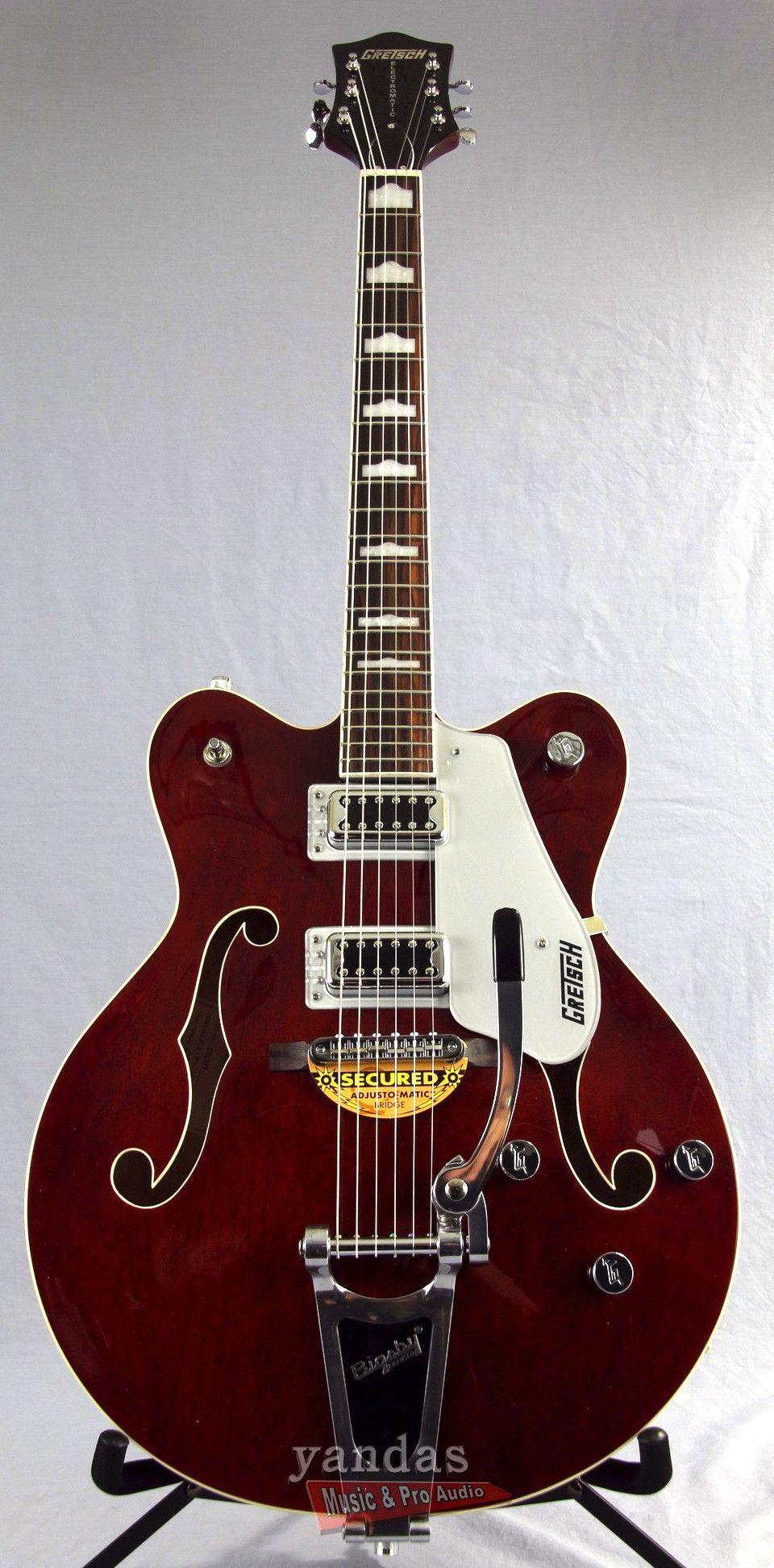 Gretsch G5422TDC Electromatic Hollow Body Guitar.