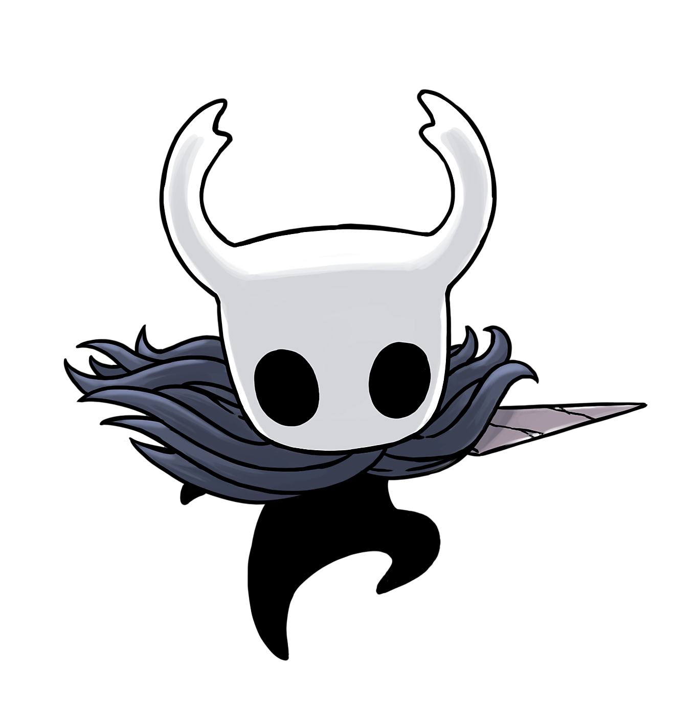 Hollow Knight: Voidheart Edition Game.