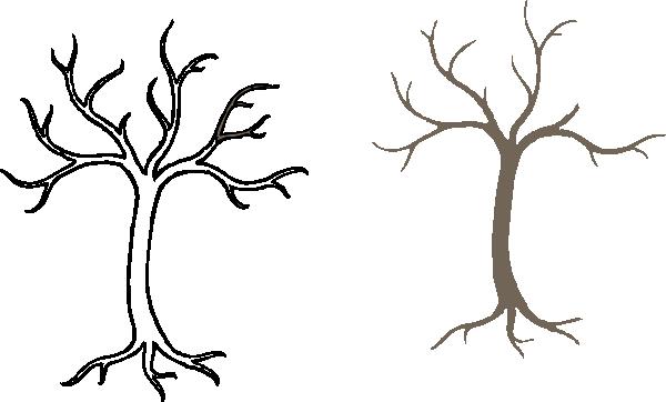 Hollow Tree Clip Art at Clker.com.