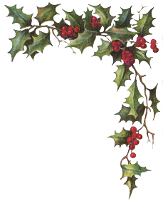 Holly And Ivy PNG Transparent Holly And Ivy.PNG Images..