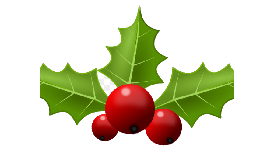 Holly Leaf Portable Network Graphics Clip Art Free Content Vector.