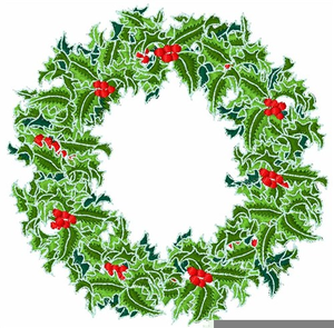 Christmas Holly Clipart Transparent.