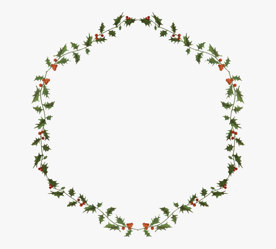 Laurel Wreath Christmas Day Tote Bag Flower.