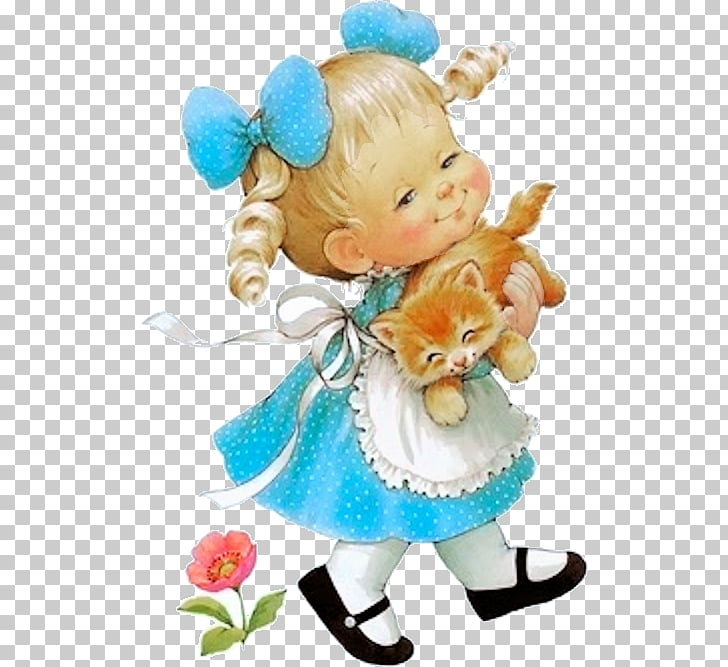 Child Drawing , holly hobby PNG clipart.