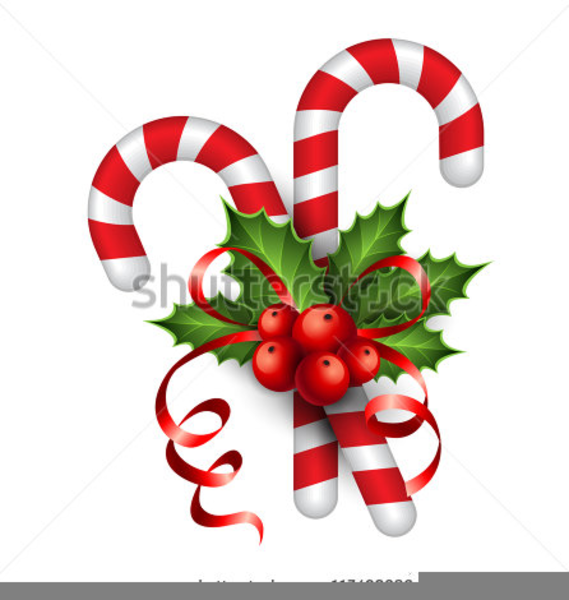 Christmas Holly Free Clipart.