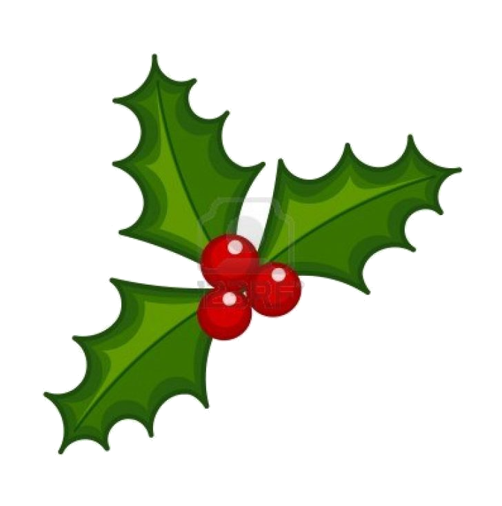 Holly Leaf X Christmas And Ivy Decorations Lights Card Decore Png.