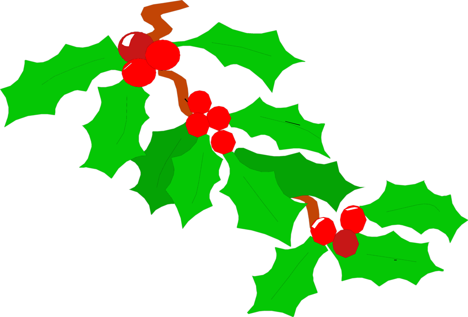 Free Holly Leaves Clipart, Download Free Clip Art, Free Clip.