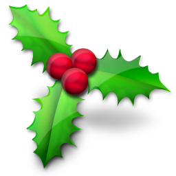 Holly Free Download Png Vector #22336.