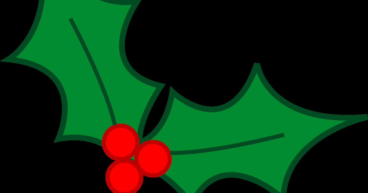 Mistletoe clipart holly sprig, Mistletoe holly sprig.