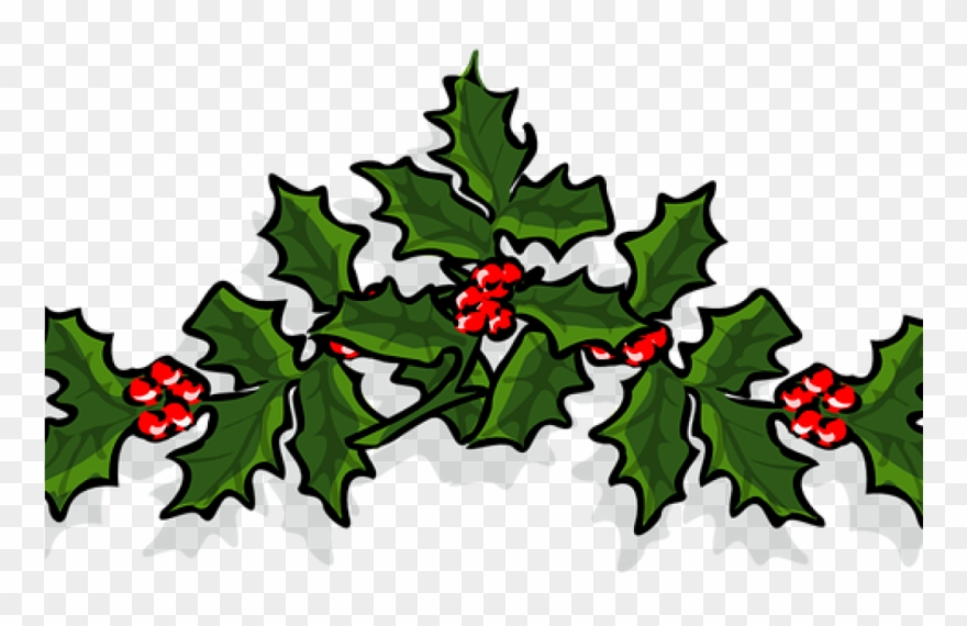 Holly Images Free Holly Ornament Holiday Free Vector.