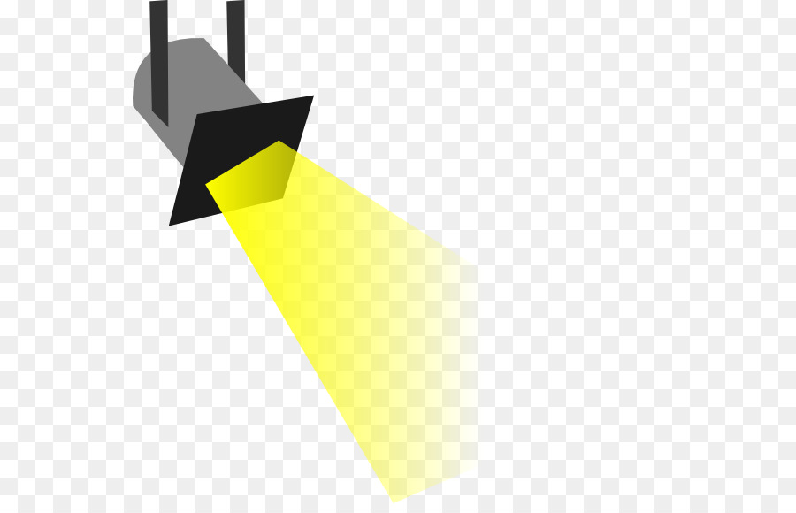 Yellow Light png download.