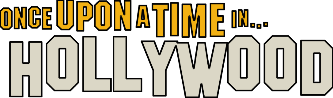 File:Once Upon A Time in Hollywood Logo contour.png.
