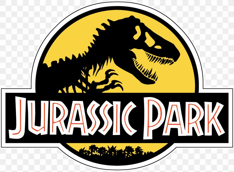 Jurassic Park Hollywood Logo Film, PNG, 4800x3547px.