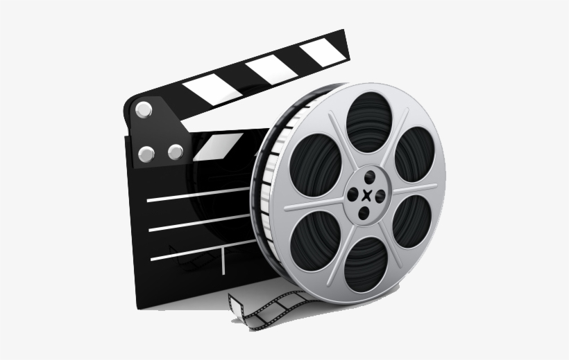 Film Reel Png Download.