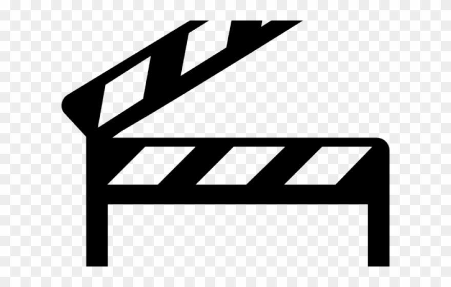 Filmstrip Clipart Hollywood Spotlight.
