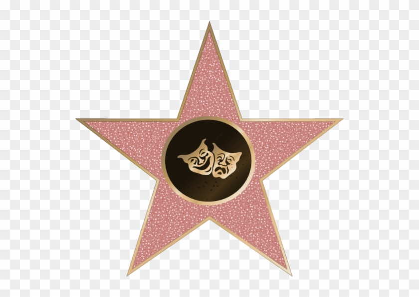 Image Of Hollywood Star.