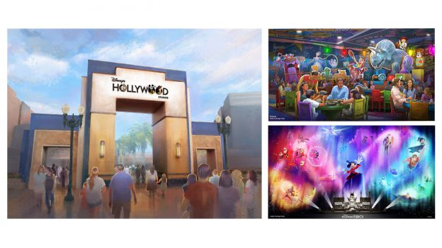Disney\'s Hollywood Studios Celebrates 30 Years with Debut of.