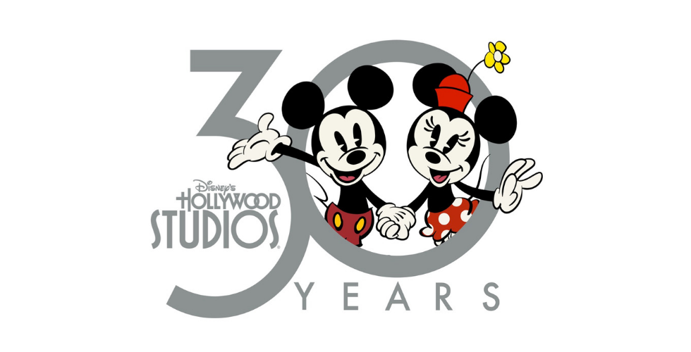 Disney fans reimagine Disney's Hollywood Studios' 30th anniversary logo.